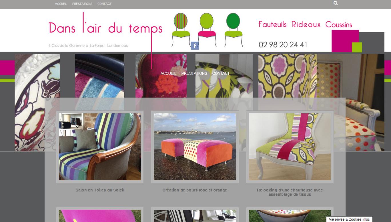 Création de Papillon Déco & Com Brest 02 90 91 19 68