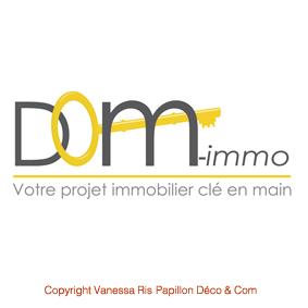 Création de logo : Agence immobilière