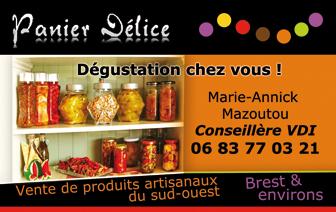 Creation Dune Carte De Visite Pour Mouzoutou A Brest