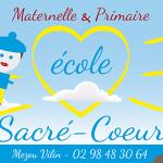 Création d'un panneau pour l'école du Sacré Cœur à Brest